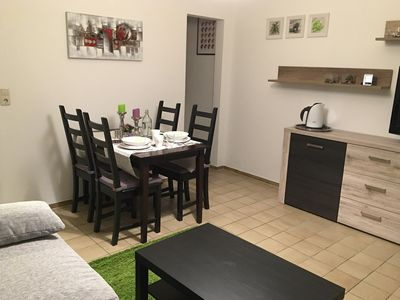 Photo for 1BR Apartment Vacation Rental in Stockelsdorf
