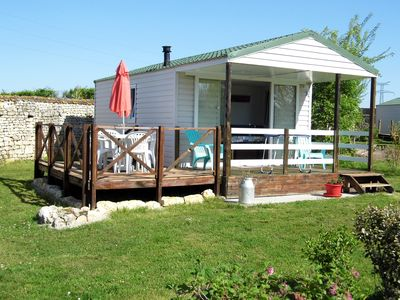 Photo for Quiet 2 bedroom cottage close to nature