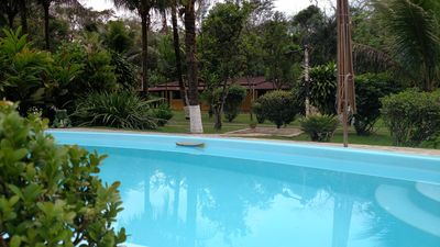 Photo for Cozy Place with Pool and Waterfall - Near the Sea, Boat Trips