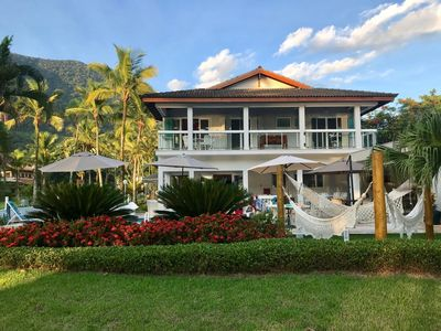 Photo for House facing the sea surrounded by nature, within gated community.