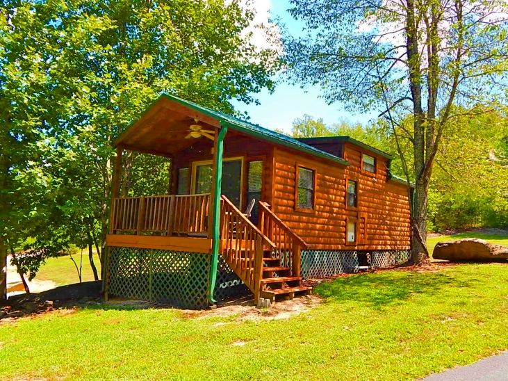 Our Little Log Lodge Homeaway