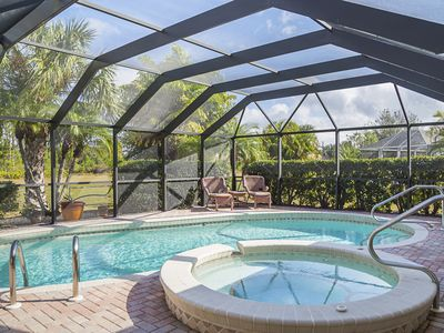 Photo for Heated Pool/Spa Home Punta Gorda, Deep Creek, Florida
