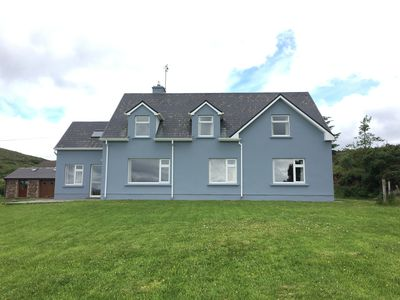 Photo for Beautiful Dingle Peninsula Home With Ocean Views, Just Minutes From Inch Beach