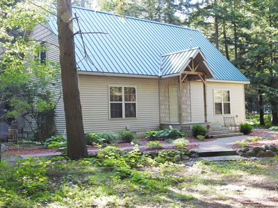 Photo for CHARMING COTTAGE ON THAYER LAKE - NEAR TORCH LAKE