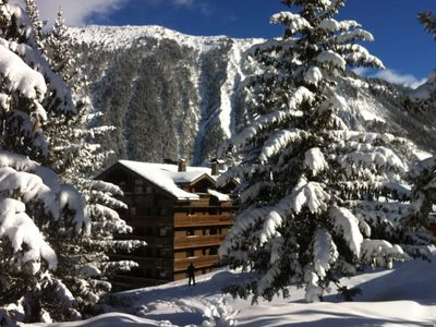 Photo for Courchevel: apartments - 4 rooms - 8 persons