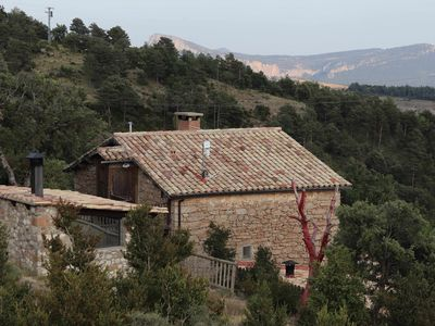 Photo for Self catering Poble Rural Puigarnau-Pubilló for 6 people