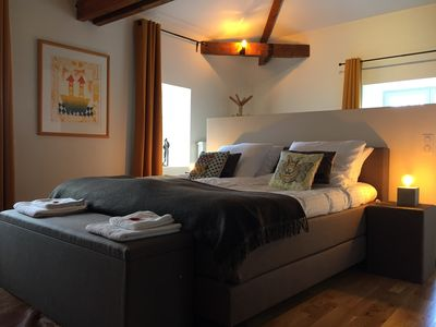 Photo for Domaine la Reveille, rooms and breakfast in the heart of the Livradois Forez Park