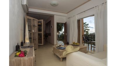Photo for Two-roomed apartment with beautiful views, perfect for a couple.