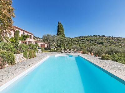 Photo for 8BR Villa Vacation Rental in Grasse, Provence-Alpes-Côte d'Azur