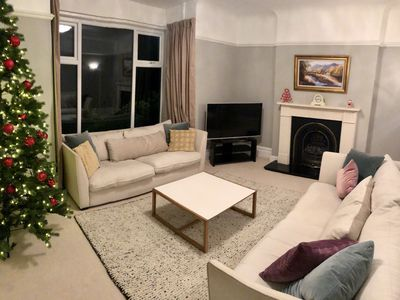 Photo for Spacious and comfortable family home with parking, garden and views
