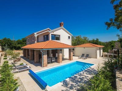 Photo for 3 bedroom Villa, sleeps 7 in Rasopasno with Pool, Air Con and WiFi
