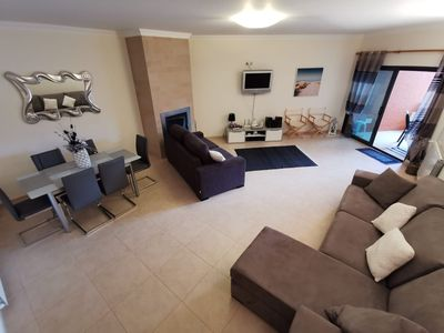 Photo for Apartment Meia Praia direct access to swimming pool 1 bedroom 4 people