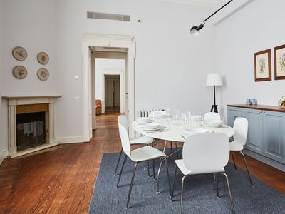 Photo for Marvellous 4-bedroom apartment in the hear of Milan