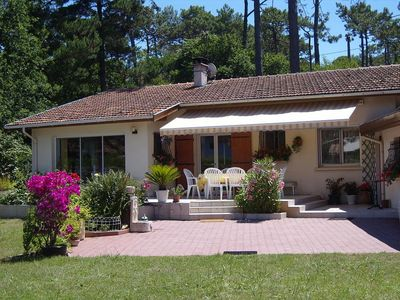 Photo for villa near Ocean and Bay of Arcachon
