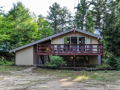 Photo for 4 BR Renovated Chalet Near Storyland, Shopping & Restaurants! Pets Welcome!