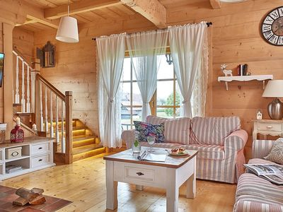 Photo for Luxury cottages near Zakopane with Hot-Tub, Sauna and Pool