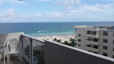 Photo for SOBE ~ ART DECO DISTRICT ~ SOUTH BEACH ~ RITZ CARLTON       (Condo on the Water)