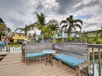 Photo for NEW-Treasure Island Condo w/BBQ, Steps to Beach!