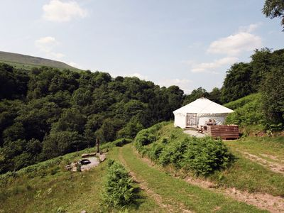 Photo for 1BR Cabin Vacation Rental in Crickhowell