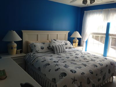 Master Bedroom - Top Floor with walk-in closet and private full bath room