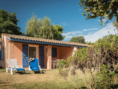 Photo for Camping Le Méditerranée ***** - Gîte Prestige 3 Rooms 4/6 People