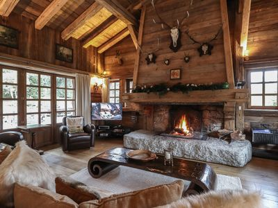 Photo for Beautiful Family Chalet close to the slopes