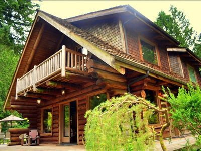 Photo for Enjoy Log Cabin and the North West!