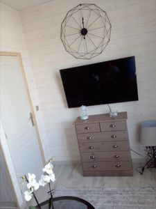 Photo for BEACH side. Studio all new sea view