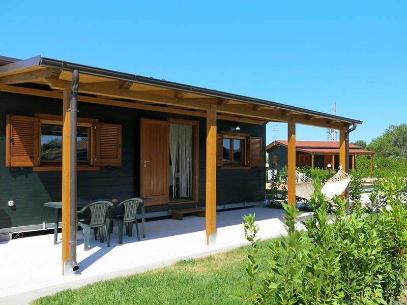 Vacation Home Camping Green House Village In Torino Di Sangro Ch Abruzzo 4 Persons 2 Bedrooms