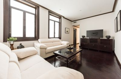 Photo for Apartment in the center of Madrid with Lift, Internet, Air conditioning (744401)