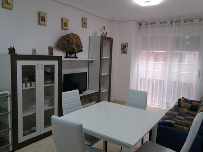 Photo for Cozy apartment in Santa Pola well located