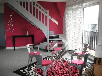 Photo for Luxury Apartment - Duplex - Cabourg