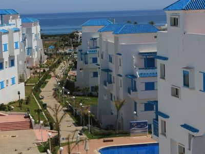 Photo for 2BR Apartment Vacation Rental in Tetouan, Tangier-Tétouan-Al Hoceima