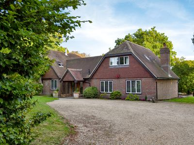 Photo for 5 bedroom accommodation in Near Crowborough