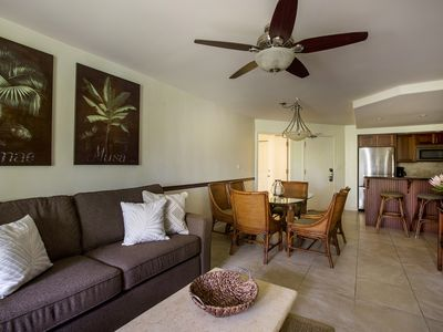 Photo for Truly Home Away From Home! Spacious Maui Banyan Condo in Prime Location