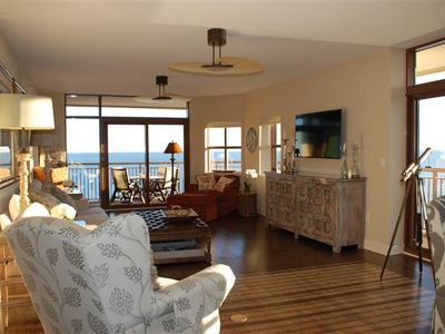 Photo for Stunning 4/4 Oceanfront Corner Penthouse Ocean views every room; true luxury!!!