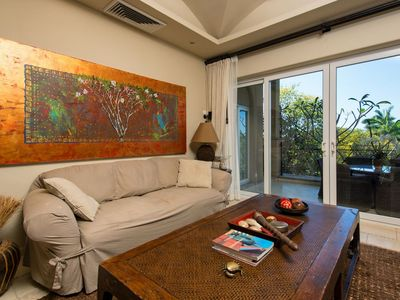 Photo for Amazing 2 Bedroom, 2 1/2 Bathroom - Condo meters from the Beach