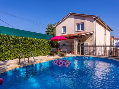 Photo for Holiday Apartment With A Private Swimming Pool, Fenced Garden And BBQ