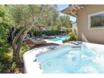Photo for Sonoma Valley Hideaway - 4 Bedroom, 2+ Bath. Pool, Spa and Bocce Ball