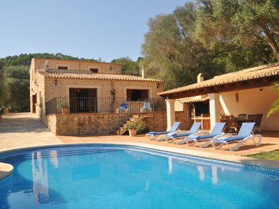 Photo for 4BR Cottage Vacation Rental in Petra, Mallorca