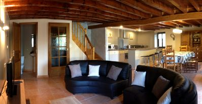 Photo for BEAUTIFUL HOUSE IN PUYVALADOR NEAR CATALAN SKI RESORTS