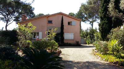 Photo for Beautiful Villa in residential area of Portissol 500m from beach and shops