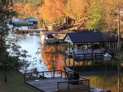 Photo for Beautiful Lake Tuscaloosa Luxury Waterfront Home