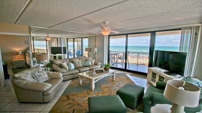 Photo for Gorgeous Beach View from the 7th Floor Corner Unit