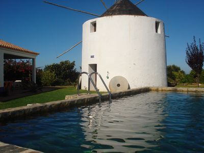 Photo for Mill and typical house with private pool and garden
