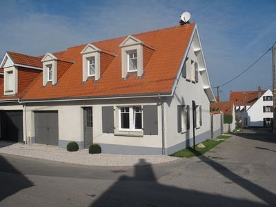 Photo for WISSANT Recent House for rent for 6 people, 2 minutes walk from the beach.