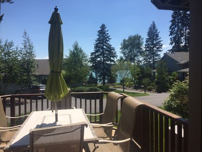 Photo for Whitefish Lake Condo at Mountain Harbor