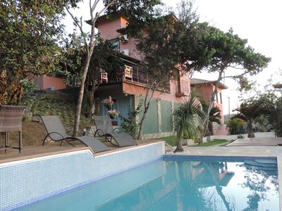 Photo for Comfort for families, with beautiful view and close to the main attractions.