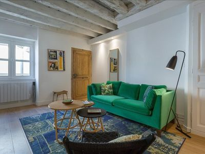 Photo for Apartment in the center of Lyon with Lift, Internet, Washing machine (635646)