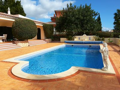 Photo for Private Holiday Villa m. Pool 10x5 m (heatable), 2 bedrooms (bath en suite)